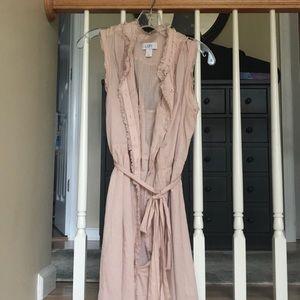 Light pink semi dress